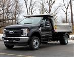 2019 F-550 Regular Cab DRW 4x4,  Air-Flo Pro-Class Dump Body #190152TZ - photo 6