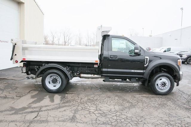 2019 F-550 Regular Cab DRW 4x4,  Air-Flo Dump Body #190192TZ - photo 2