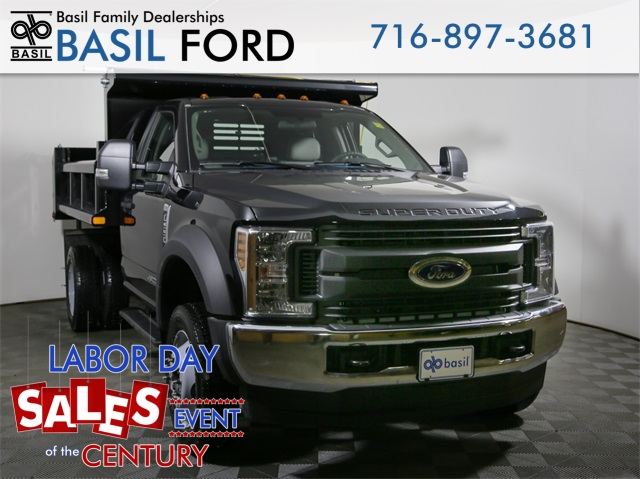 2019 F-550 Regular Cab DRW 4x4,  Air-Flo Dump Body #190195TZ - photo 1