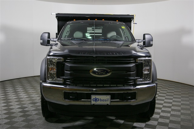 2019 F-550 Regular Cab DRW 4x4,  Air-Flo Pro-Class Dump Body #190195TZ - photo 3