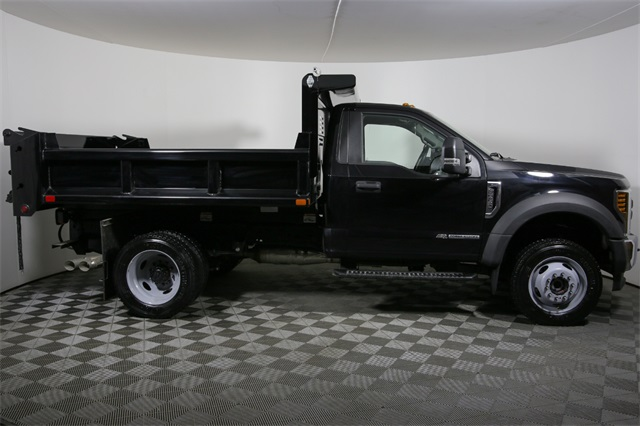 2019 F-550 Regular Cab DRW 4x4,  Air-Flo Dump Body #190195TZ - photo 4