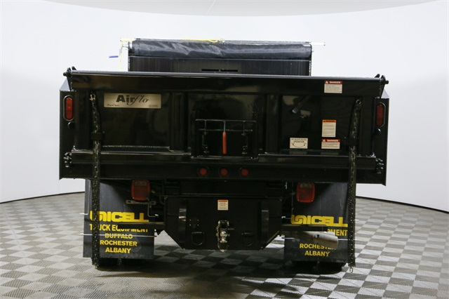 2019 F-550 Regular Cab DRW 4x4,  Air-Flo Pro-Class Dump Body #190195TZ - photo 2