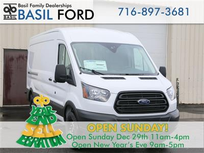 2019 Transit 250 Med Roof 4x2,  Empty Cargo Van #190398TZ - photo 1