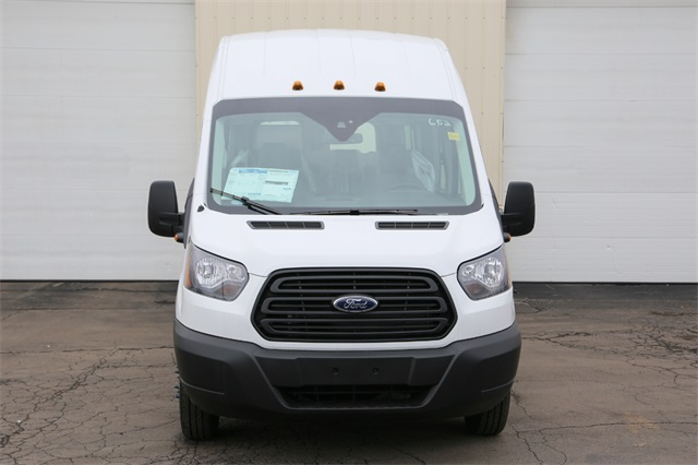 2019 Transit 350 HD High Roof DRW 4x2,  Passenger Wagon #190417TZ - photo 3