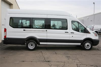2019 Transit 350 HD High Roof DRW 4x2,  Passenger Wagon #190417TZ - photo 2