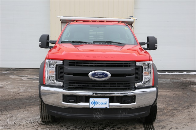 2019 F-550 Crew Cab DRW 4x4,  Air-Flo Pro-Class Dump Body #190469TZ - photo 3