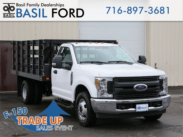2019 F-350 Regular Cab DRW 4x2,  Knapheide Stake Bed #190493TZ - photo 1