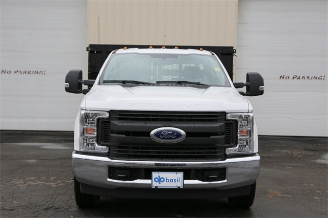 2019 F-350 Regular Cab DRW 4x2,  Knapheide Stake Bed #190493TZ - photo 3