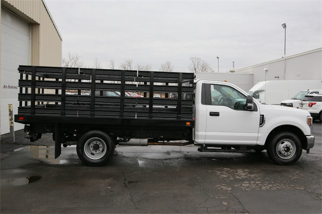 2019 F-350 Regular Cab DRW 4x2,  Knapheide Stake Bed #190493TZ - photo 2