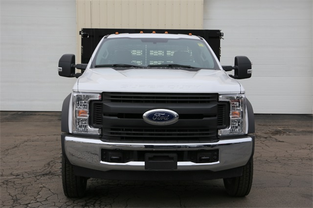 2019 F-550 Regular Cab DRW 4x2,  Knapheide Value-Master X Platform Body #190609TZ - photo 3