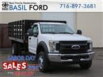 2019 F-550 Regular Cab DRW 4x2,  Knapheide Platform Body #190609TZ - photo 1