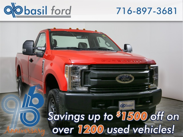 2019 F-250 Regular Cab 4x4,  Pickup #190641TZ - photo 1