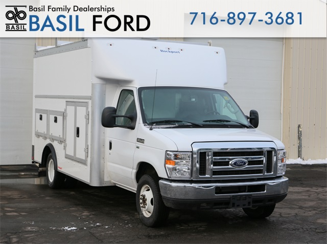 2019 E-350 4x2,  Rockport Service Utility Van #190683TZ - photo 1