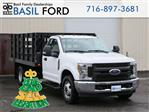 2019 F-350 Regular Cab DRW 4x2,  Knapheide Platform Body #190730TZ - photo 1