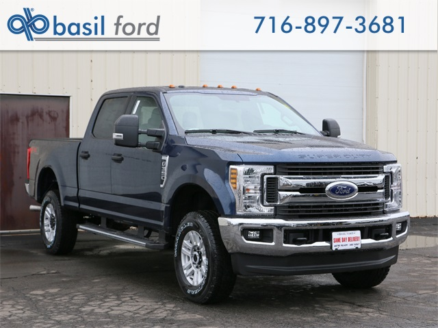 2019 F-350 Crew Cab 4x4,  Pickup #190764TZ - photo 1