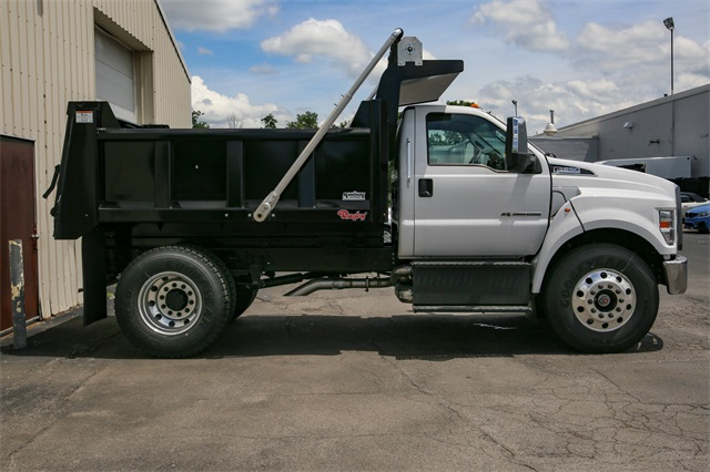 2019 F-650 Regular Cab DRW 4x2,  Cab Chassis #190825TZ - photo 2