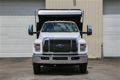 2019 F-650 Regular Cab DRW 4x2,  Cab Chassis #190825TZ - photo 3