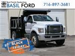 2019 F-650 Regular Cab DRW 4x2,  Dump Body #190825TZ - photo 1
