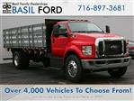 2019 F-650 Regular Cab DRW 4x2,  Stake Bed #190846TZ - photo 1