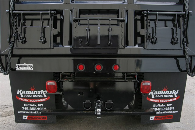 2019 F-650 Regular Cab DRW 4x2,  Cab Chassis #190858TZ - photo 4