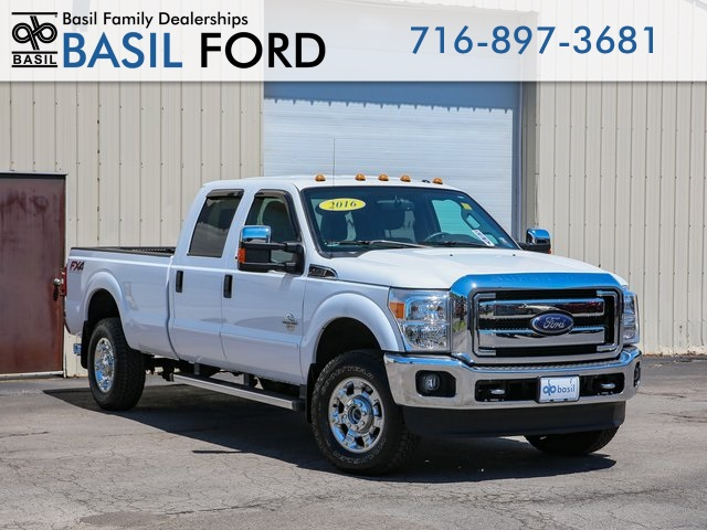 2016 F-350 Crew Cab 4x4,  Pickup #190984TZA - photo 1