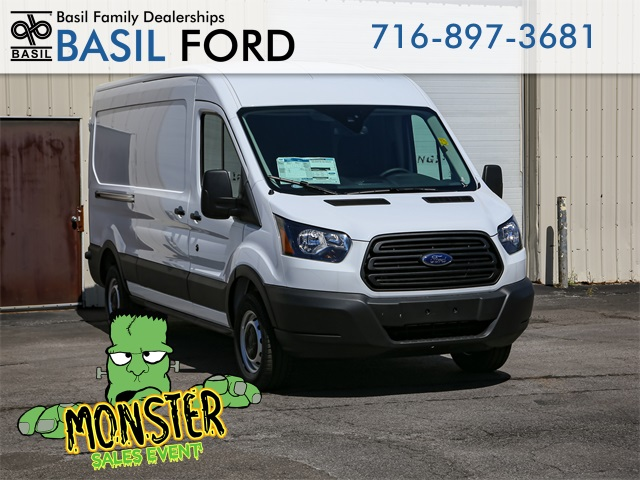 2019 Transit 250 Med Roof 4x2,  Empty Cargo Van #191007TZ - photo 1