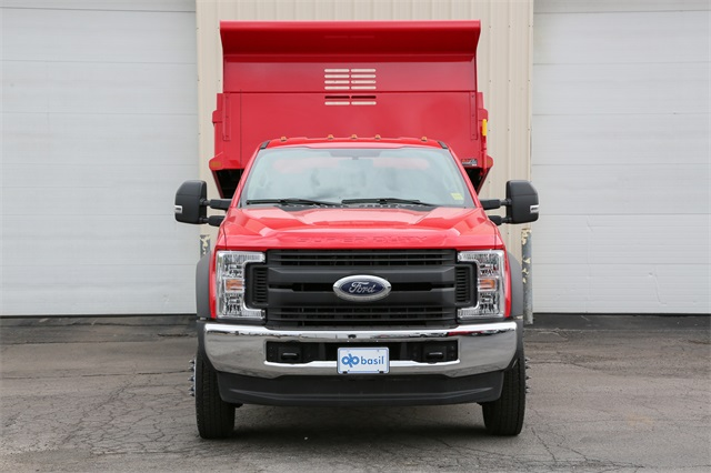 2019 F-550 Regular Cab DRW 4x4,  Air-Flo Dump Body #191013TZ - photo 3