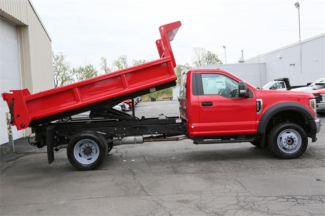 2019 F-550 Regular Cab DRW 4x4,  Air-Flo Dump Body #191013TZ - photo 2