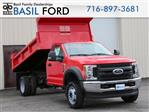 2019 F-550 Regular Cab DRW 4x4,  Air-Flo Dump Body #191013TZ - photo 1