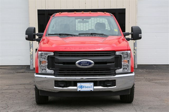 2019 F-350 Regular Cab DRW 4x2,  Knapheide Platform Body #191014TZ - photo 3