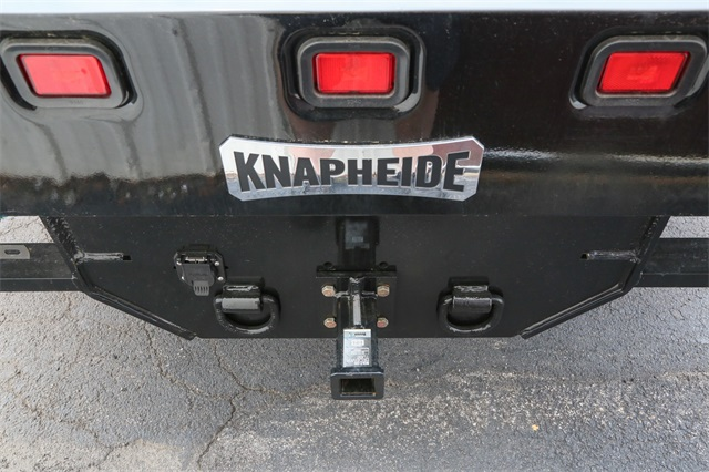 2019 F-350 Regular Cab DRW 4x2,  Knapheide Value-Master X Platform Body #191014TZ - photo 4