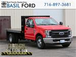 2019 F-350 Regular Cab DRW 4x2,  Knapheide Platform Body #191014TZ - photo 1