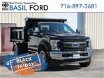 2019 F-550 Regular Cab DRW 4x4,  Air-Flo Dump Body #191046TZ - photo 1