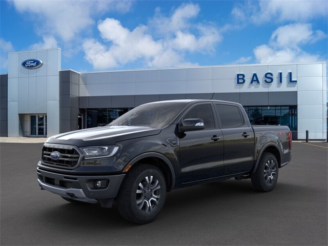 2019 Ranger SuperCrew Cab 4x4, Pickup #191236T - photo 1