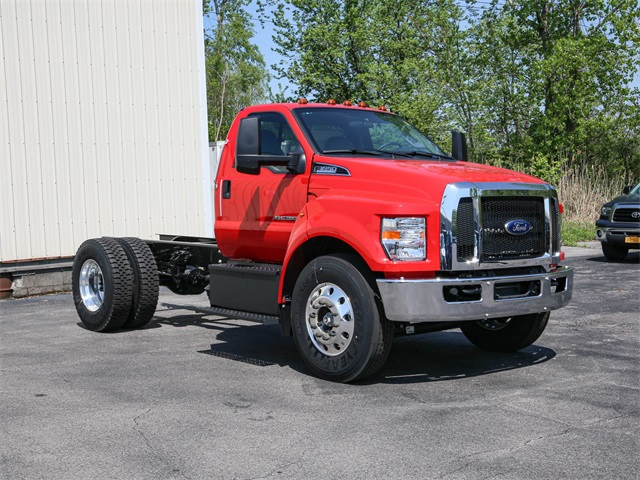 2019 Ford F-650 Regular Cab DRW 4x2, Cab Chassis #191252TZ - photo 1