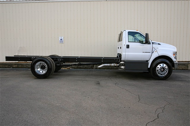 2019 Ford F-650 Regular Cab DRW 4x2, Cab Chassis #191563TZ - photo 1