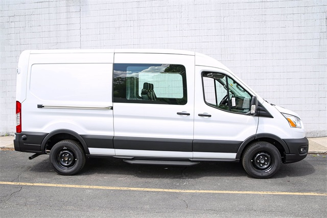 2020 Ford Transit 350 Med Roof RWD, Empty Cargo Van #200718TZ - photo 1