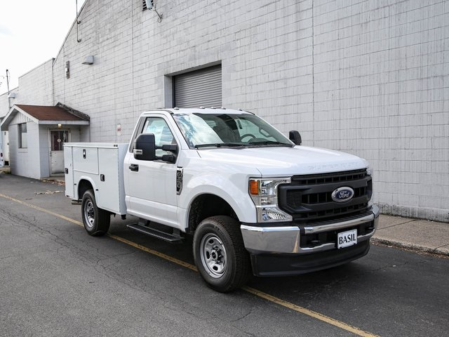 2020 Ford F-350 Regular Cab 4x4, Service Body #200835TZ - photo 1