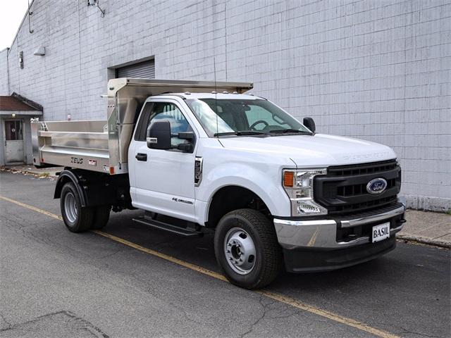 2020 Ford F-350 Regular Cab DRW 4x4, TruckCraft Dump Body #200986TZ - photo 1