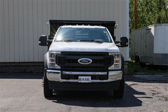 2020 Ford F-550 Regular Cab DRW 4x4, Dump Body #201035TZ - photo 1