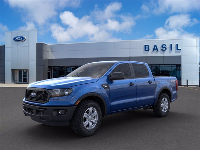 2020 Ford Ranger SuperCrew Cab 4x4, Pickup #X201249T - photo 1