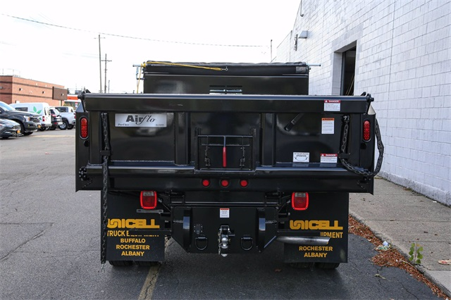 2020 Ford F-550 Regular Cab DRW 4x4, Air-Flo Dump Body #201390TZ - photo 1