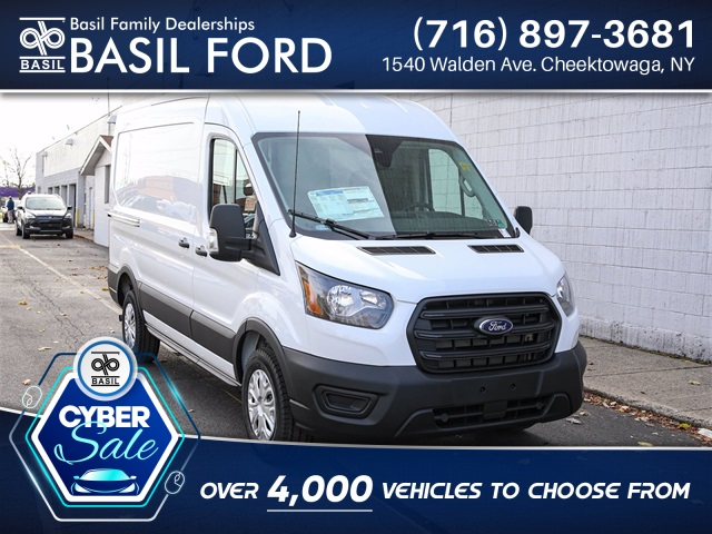 2020 Ford Transit 250 Med Roof 4x2, Empty Cargo Van #201472TZ - photo 1