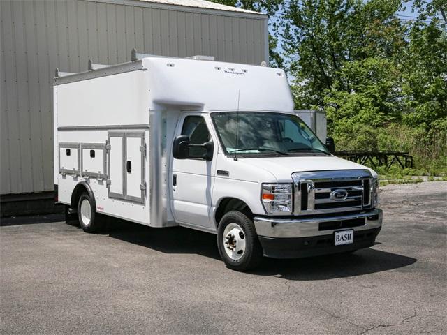 2021 Ford E-350 4x2, Rockport Service Utility Van #210004TZ - photo 1