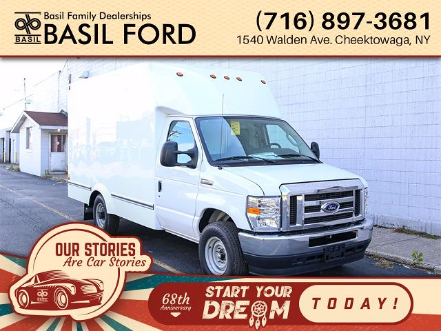 2021 Ford E-350 4x2, Unicell Cutaway Van #210020TZ - photo 1