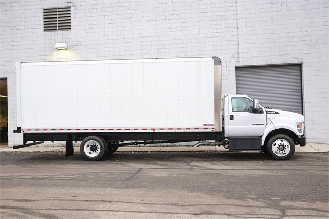 2021 Ford F-750 Regular Cab DRW 4x2, Morgan Dry Freight #210056TZ - photo 1