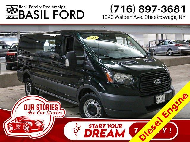 2018 Ford Transit 250 Low Roof 4x2, Empty Cargo Van #210269TZA - photo 1