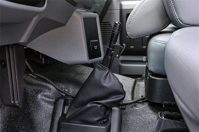 2022 Ford F-650 Regular Cab DRW 4x2, Air-Flo Pro-Max Dump Body #220004TZ - photo 12