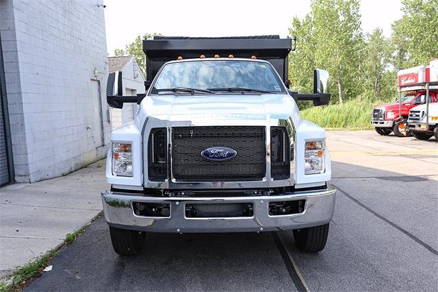 2022 Ford F-650 Regular Cab DRW 4x2, Air-Flo Pro-Max Dump Body #220004TZ - photo 3