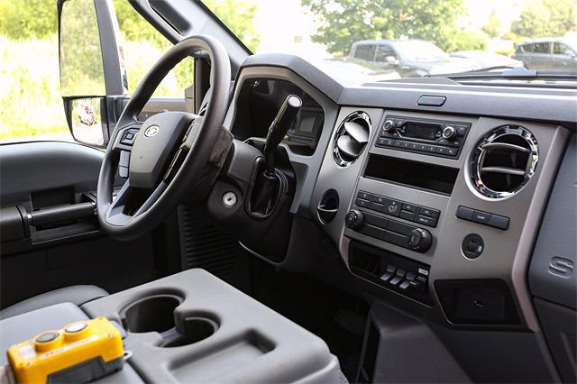 2022 Ford F-650 Regular Cab DRW 4x2, Air-Flo Pro-Max Dump Body #220004TZ - photo 8